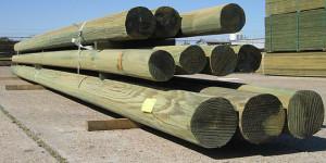 CCA-treated wood