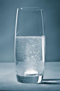 Alka-Seltzer or similar product