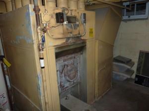 Melissa's old furnace